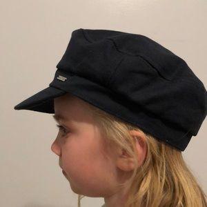 1b8d301da68 Nautica girls newsboy hat NWOT